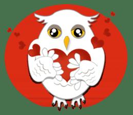 Baby Seal & Owly sticker #540754