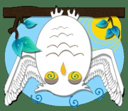 Baby Seal & Owly sticker #540755