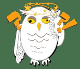 Baby Seal & Owly sticker #540757
