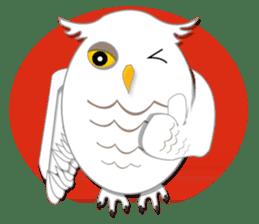 Baby Seal & Owly sticker #540766