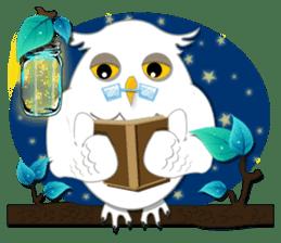Baby Seal & Owly sticker #540767