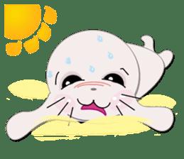 Baby Seal & Owly sticker #540779