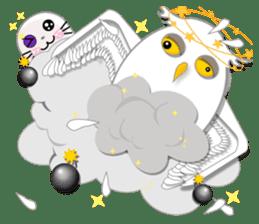 Baby Seal & Owly sticker #540786