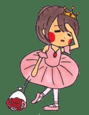 Ballerina's Life sticker #540882