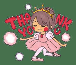 Ballerina's Life sticker #540901