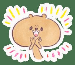 kumao-enjoy.ver- sticker #541754