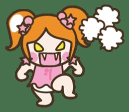 YURUMOCHI KINDERGARTEN Kid fairies World sticker #542158