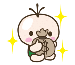 YURUMOCHI KINDERGARTEN Kid fairies World sticker #542162
