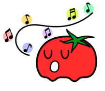 Mr.TOMATO! sticker #542332