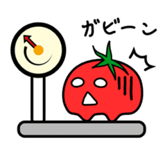 Mr.TOMATO! sticker #542334