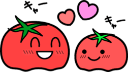 Mr.TOMATO! sticker #542344