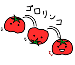 Mr.TOMATO! sticker #542347