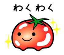 Mr.TOMATO! sticker #542350
