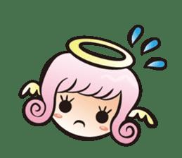 Angel and devil sticker #542371