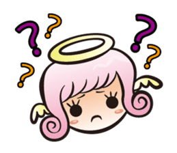 Angel and devil sticker #542386