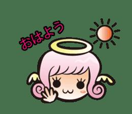 Angel and devil sticker #542387