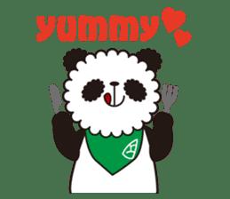 MeiMei of the panda sticker #542477