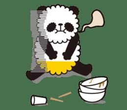 MeiMei of the panda sticker #542479
