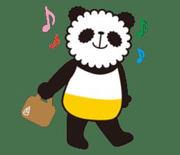 MeiMei of the panda sticker #542480