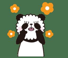 MeiMei of the panda sticker #542481