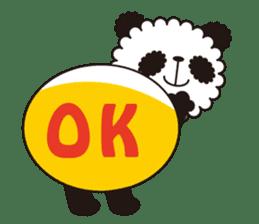 MeiMei of the panda sticker #542491