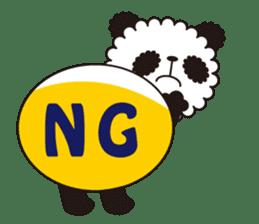 MeiMei of the panda sticker #542492