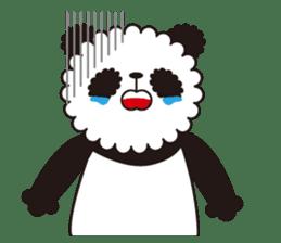 MeiMei of the panda sticker #542496
