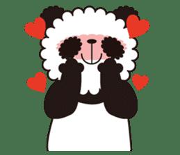 MeiMei of the panda sticker #542497