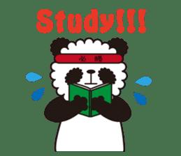 MeiMei of the panda sticker #542501