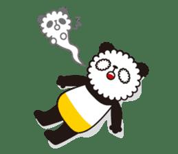 MeiMei of the panda sticker #542504