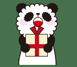 MeiMei of the panda sticker #542506