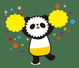 MeiMei of the panda sticker #542509