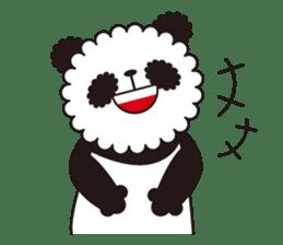 MeiMei of the panda sticker #542510