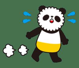 MeiMei of the panda sticker #542513