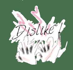 kawaii nail life & kimono princess story sticker #542766