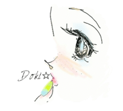 kawaii nail life & kimono princess story sticker #542772