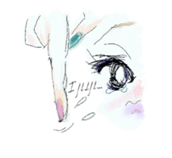 kawaii nail life & kimono princess story sticker #542780