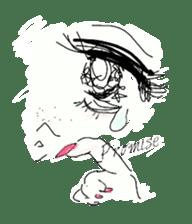 kawaii nail life & kimono princess story sticker #542790