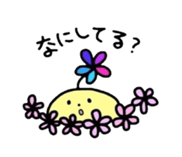 Fairy of the flower sticker #543102