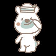 สติ๊กเกอร์ไลน์ Minty of the bear