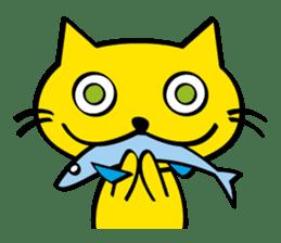 Nyanp sticker #544125