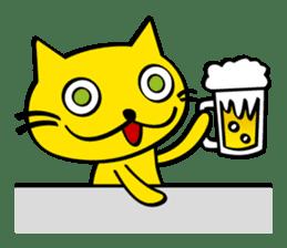 Nyanp sticker #544136