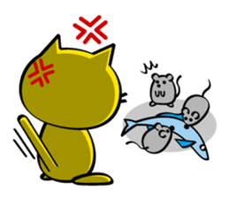 Nyanp sticker #544146
