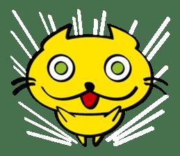 Nyanp sticker #544153