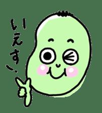 Mr.Mameyama sticker #544401