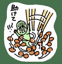 Mr.Mameyama sticker #544409