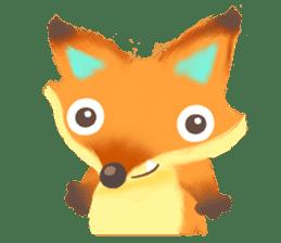 Mini Fox sticker #544616