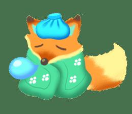 Mini Fox sticker #544623