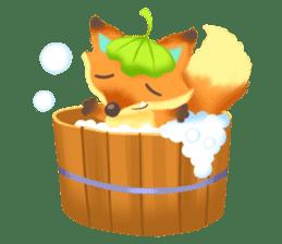 Mini Fox sticker #544627