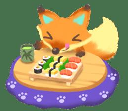Mini Fox sticker #544628